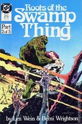 Roots of the Swamp Thing (1986) 2