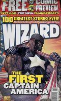 Wizard the Comics Magazine (1991) 131BP