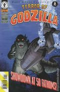 Dark Horse Classics Terror of Godzilla (1998) 1