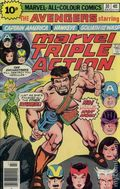 Marvel Triple Action (1972) (UK Edition) 30UK