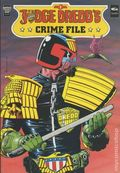 Judge Dredd's Crime File TPB (1989 Fleetway/Quality) 1-1ST