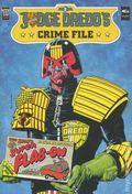 Judge Dredd's Crime File TPB (1989 Fleetway/Quality) 2-1ST