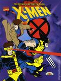X-Men Coloring and Activity Book SC (1996 Landoll's) 4-1ST