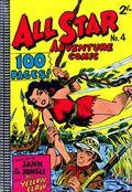 All Star Adventure Comic (Australian Series c.1960-1970 Kenmure Press) 4