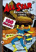 All Star Adventure Comic (Australian Series c.1960-1970 Kenmure Press) 7