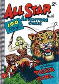 All Star Adventure Comic (Australian Series c.1960-1970 Kenmure Press) 10