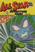 All Star Adventure Comic (Australian Series c.1960-1970 Kenmure Press) 61