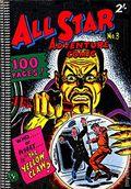 All Star Adventure Comic (Australian Series c.1960-1970 Kenmure Press) 3