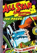 All Star Adventure Comic (Australian Series c.1960-1970 Kenmure Press) 6