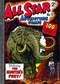 All Star Adventure Comic (Australian Series c.1960-1970 Kenmure Press) 9