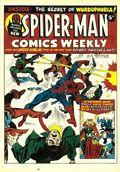Spider-Man Comics Weekly (1973 UK) 21