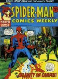 Spider-Man Comics Weekly (1973 UK) 78
