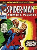 Spider-Man Comics Weekly (1973 UK) 79