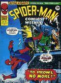 Spider-Man Comics Weekly (1973 UK) 97