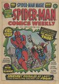 Spider-Man Comics Weekly (1973 UK) 1B