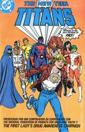 New Teen Titans (1980) Drug Awareness Spanish Edition 2