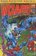 Wizard the Comics Magazine (1991) 18U