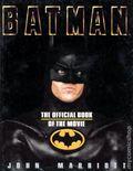 Batman The Official Book of the Movie HC (1989 Mallard Press) 1-REP