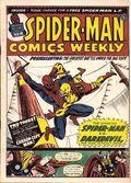 Spider-Man Comics Weekly (1973 UK) 8