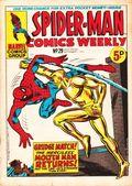 Spider-Man Comics Weekly (1973 UK) 29