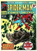 Spider-Man Comics Weekly (1973 UK) 35