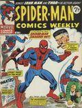 Spider-Man Comics Weekly (1973 UK) 82