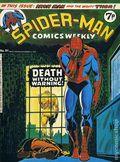 Spider-Man Comics Weekly (1973 UK) 91