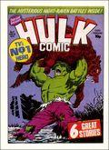 Hulk Comic (1979-1980 Marvel UK) Hulk Weekly 11