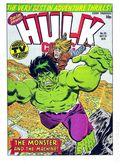 Hulk Comic (1979-1980 Marvel UK) Hulk Weekly 35
