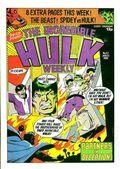 Hulk Comic (1979-1980 Marvel UK) Hulk Weekly 47