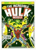 Hulk Comic (1979-1980 Marvel UK) Hulk Weekly 50