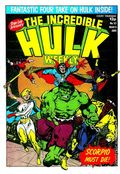 Hulk Comic (1979-1980 Marvel UK) Hulk Weekly 53