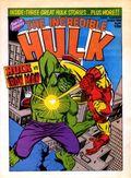 Hulk Comic (1979-1980 Marvel UK) Hulk Weekly 56