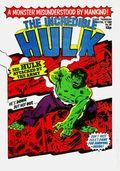 Hulk Comic (1979-1980 Marvel UK) Hulk Weekly 59