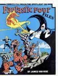Comics File Magazine Spotlight on Fantastic Four Files SC (1986 Heroes Publishing) 1-1ST