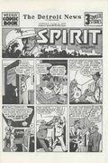 Spirit Weekly Newspaper Comic (1972) Collectors' Edition Reprints Jun 2 1940