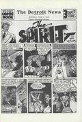 Spirit Weekly Newspaper Comic (1972) Collectors' Edition Reprints Jun 9 1940