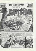 Spirit Weekly Newspaper Comic (1972) Collectors' Edition Reprints Jul 7 1940