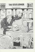 Spirit Weekly Newspaper Comic (1972) Collectors' Edition Reprints Jul 14 1940
