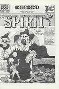 Spirit Weekly Newspaper Comic (1972) Collectors' Edition Reprints Jul 28 1940