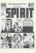Spirit Weekly Newspaper Comic (1972) Collectors' Edition Reprints Aug 11 1940