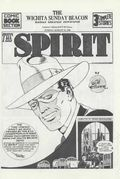 Spirit Weekly Newspaper Comic (1972) Collectors' Edition Reprints Aug 25 1940
