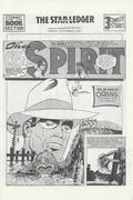 Spirit Weekly Newspaper Comic (1972) Collectors' Edition Reprints Sep 8 1940