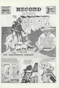 Spirit Weekly Newspaper Comic (1972) Collectors' Edition Reprints Oct 6 1940