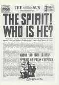 Spirit Weekly Newspaper Comic (1972) Collectors' Edition Reprints Oct 13 1940