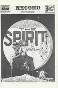 Spirit Weekly Newspaper Comic (1972) Collectors' Edition Reprints Oct 20 1940