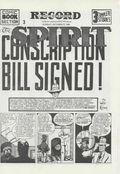 Spirit Weekly Newspaper Comic (1972) Collectors' Edition Reprints Oct 27 1940
