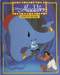 Aladdin Pop-Up Book HC (1993 Walt Disney) 1-1ST