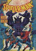 Spider-Man (1984 Marvel UK) 598