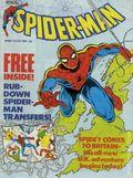 Spider-Man (1984 Marvel UK) 607N
